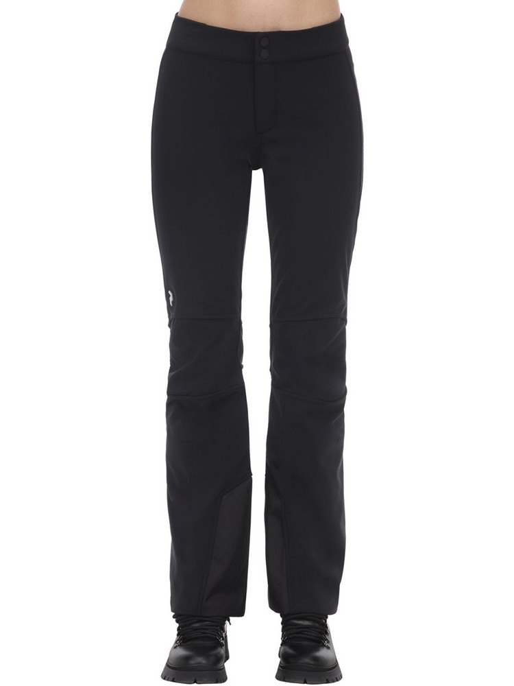 PEAK PERFORMANCE W Stretch Ski Pants in black