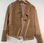 jacket,teddy jacket,aviator jacket,fluffy