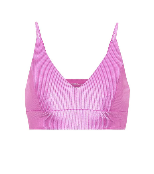 Lanston Sport Malibu sports bra in pink
