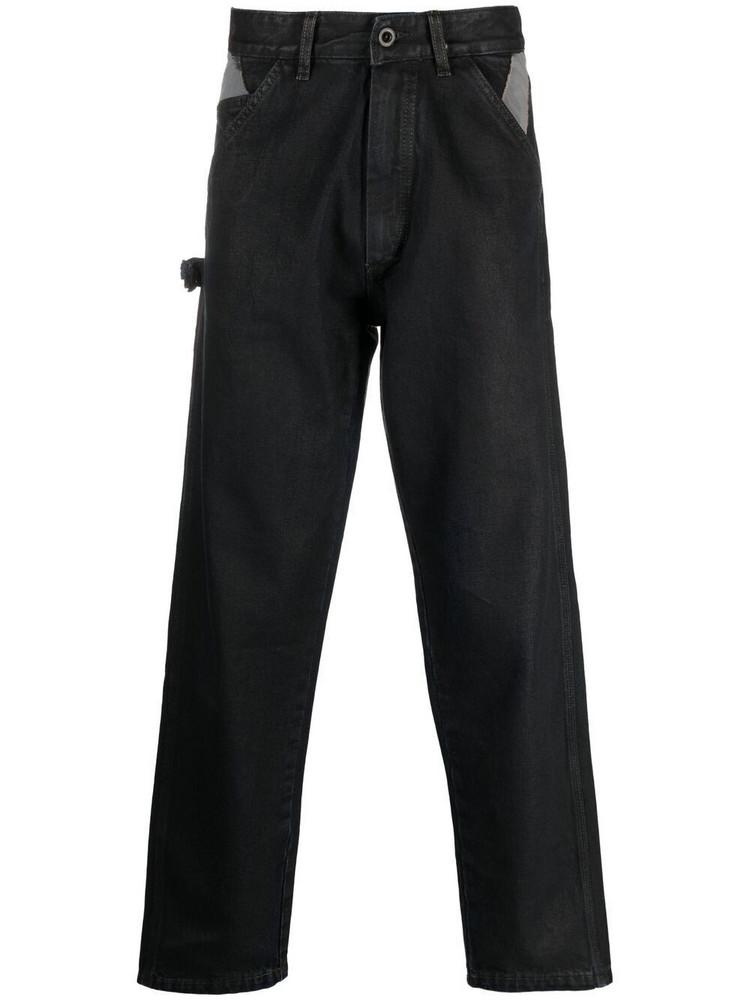 U.P.W.W. U.P.W.W. Worker straight leg jeans - Black