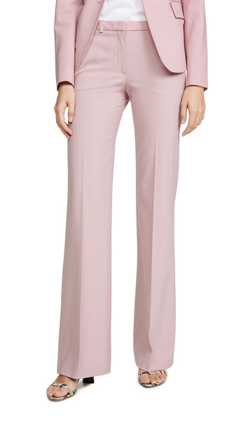 Theory Demitria Pants in lilac