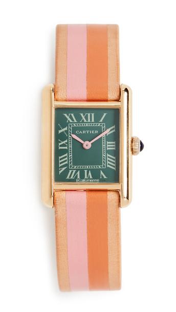 La Californienne Cartier Tank Small Watch