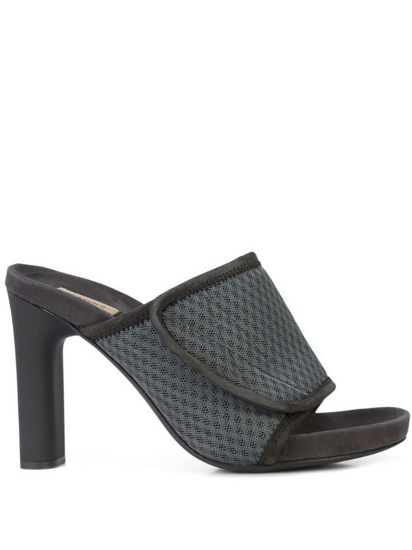 Yeezy Season 6 open sandals in grey