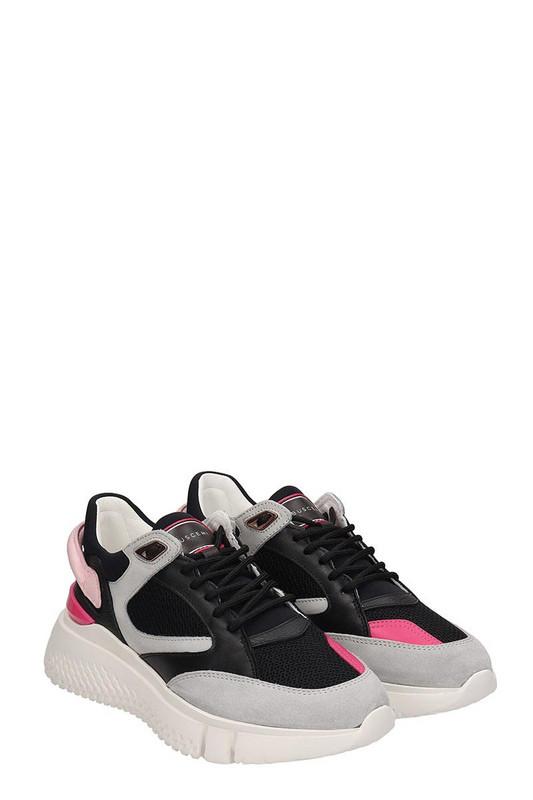 Buscemi Veloce Sneakers in black