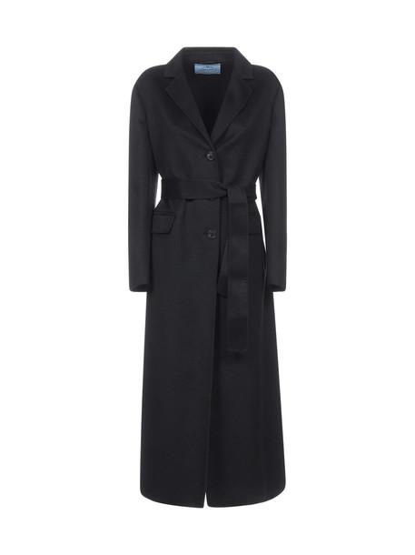Prada Coat in nero