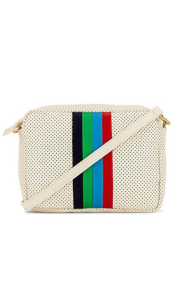 Clare V. Clare V. Midi Sac Bag in Cream