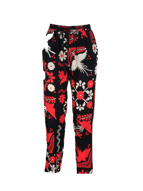 RED Valentino Trousers in nero
