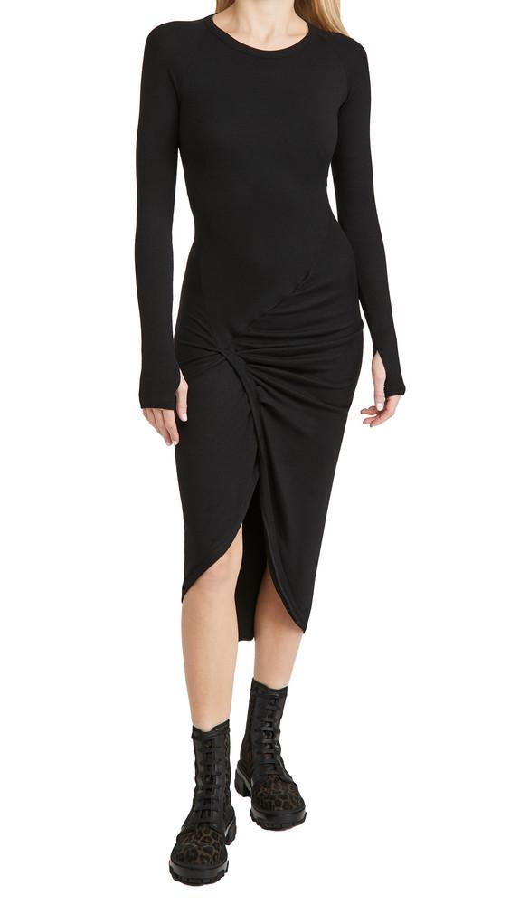 Alix Bristol Dress in black