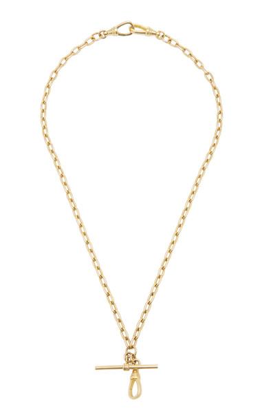 Dudley VanDyke Kristopher 14K Gold Necklace