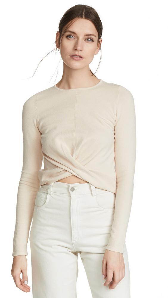Line & Dot Sabine Sweater in beige