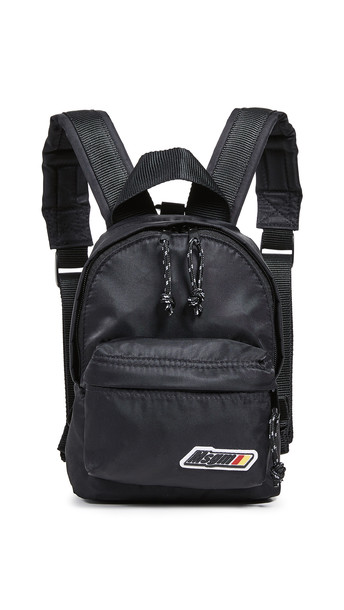 24d8ed157c MSGM Zaino Donna Backpack in black - Wheretoget