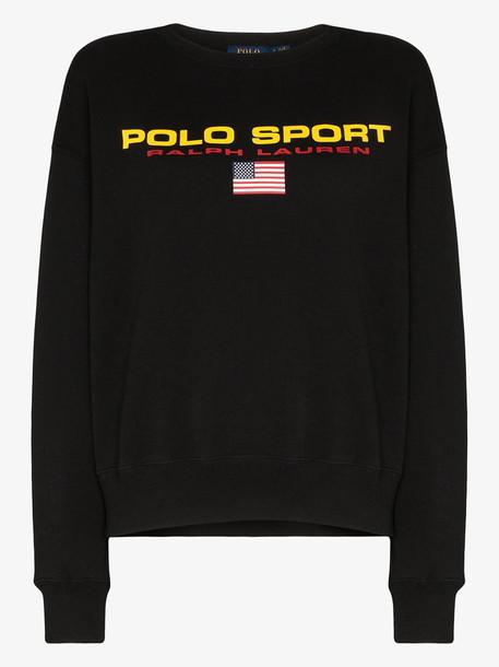 Polo Ralph Lauren Logo print sweatshirt