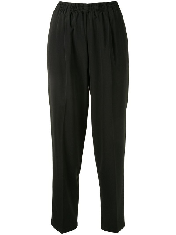 Forte Forte My Pants cropped trousers in black