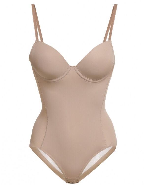 underwear beige nude lingerie bodysuit body