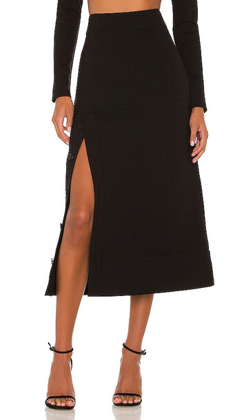 Alexis Neicy Skirt in Black