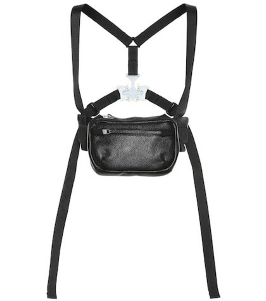 1017 ALYX 9SM Harness belt bag in black