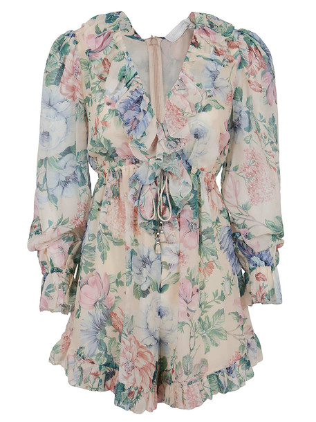Zimmermann Verity Floating Playsuit