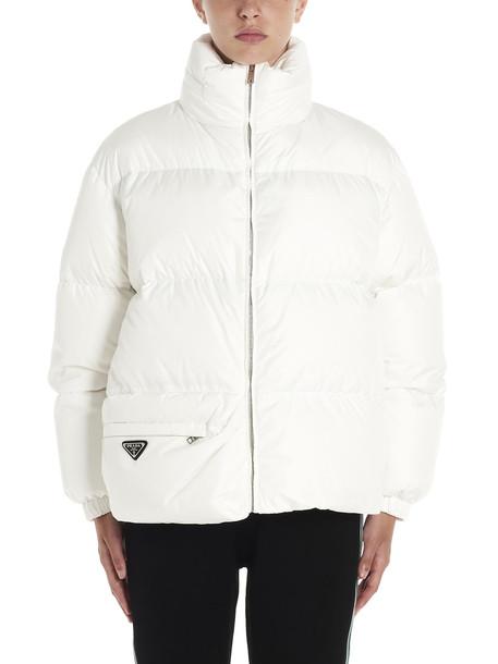 Prada Jacket in white