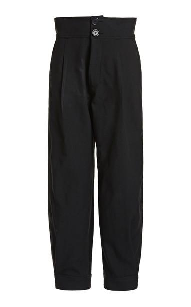 Biyan Fyrell Tapered Pants in black