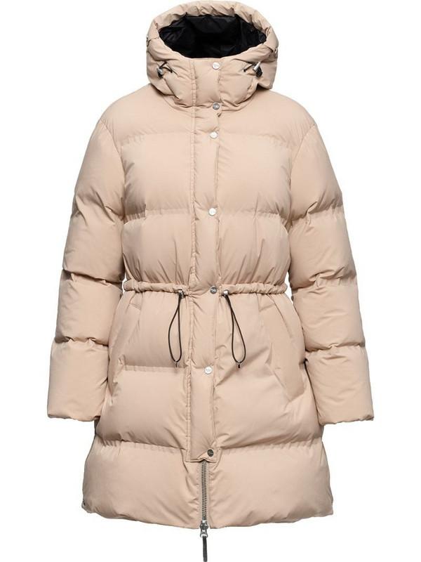 Aztech Mountain Galena puffer coat in neutrals