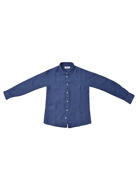 Paolo Pecora Button-up Shirt in blue