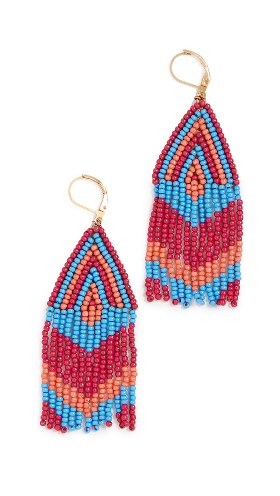 Deepa Gurnani Deepa by Deepa Gurnani Doteex Earrings in multi