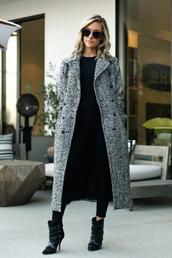 coat,kristin cavallari,celebrity,boots,black,black pants,instagram