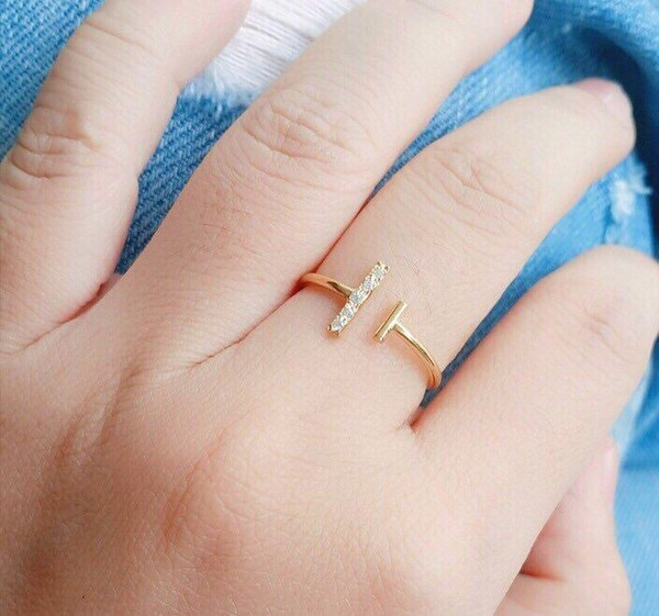 jewels ring minimalist jewelry mother day gifts knuckle ring engagement ring jewelry boho jewelry silver silver ring gift ideas