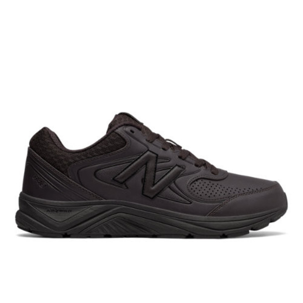 New Balance Leather 840v2 Men's Walking Shoes - Brown (MW840BR2)