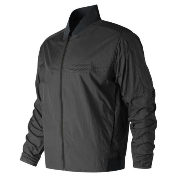 New Balance 91562 Men's Sport Style Select Bomber - Black (MJ91562BK)