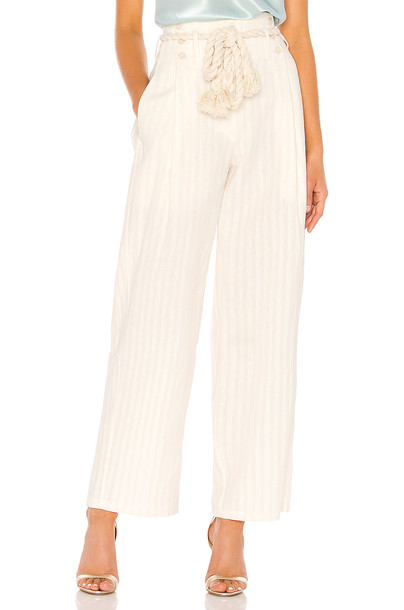 Mes Demoiselles Olympic Pants in beige