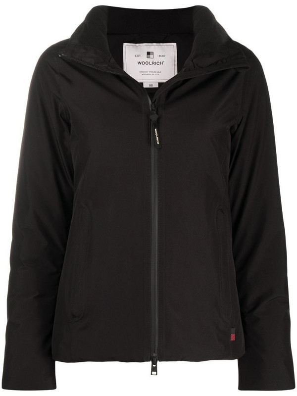 Woolrich Marshall puffer jacket in black