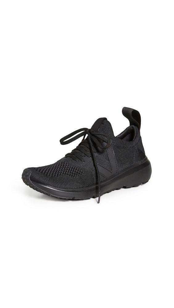 Veja x Rick Owens Running Style Sneakers in black