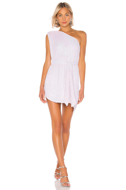 retrofete Ella Dress in white