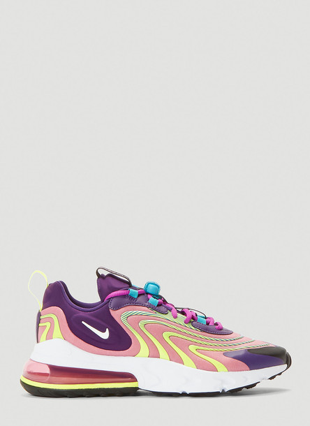 Nike Air Max 270 React ENG Sneakers in Purple size US - 09.5