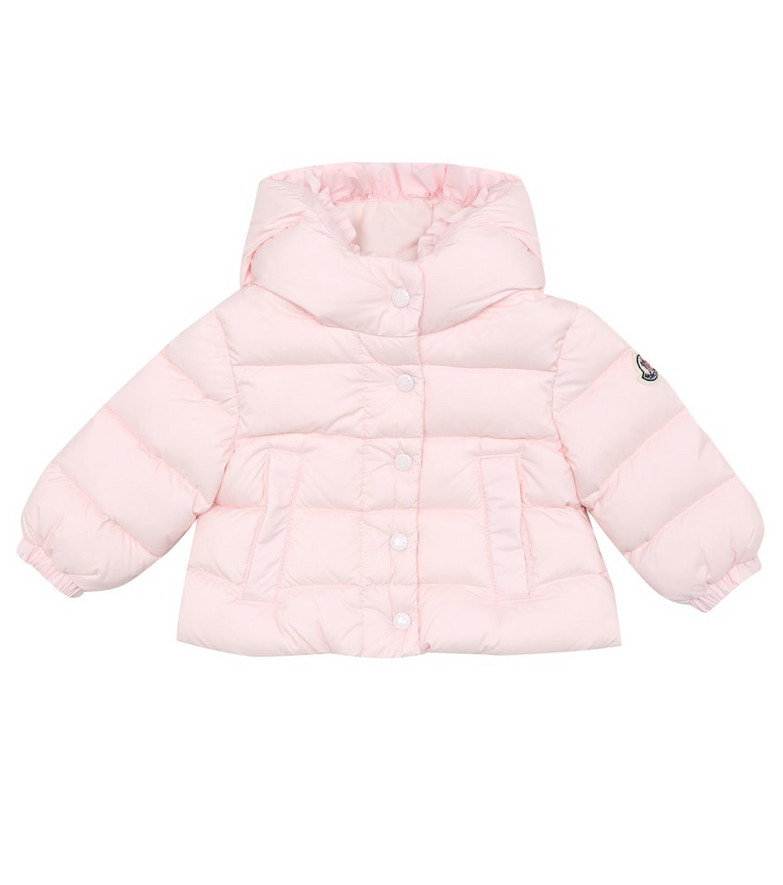 Moncler Enfant Baby Nana down jacket in pink