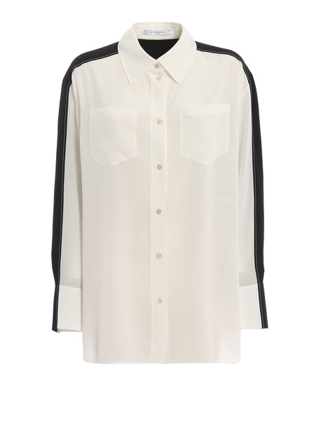 Givenchy Shirt in black / white