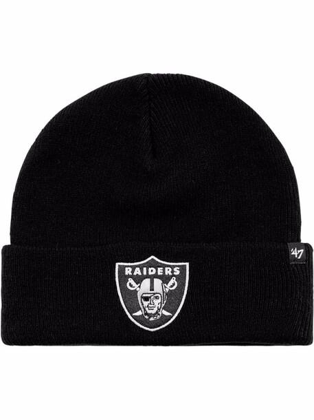 Supreme Raiders 47 Brand Beanie - Black