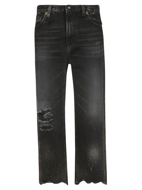 R13 High-rise Camille Jeans