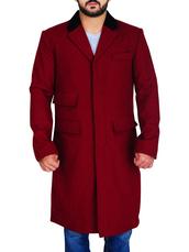 coat,hugh jackman,burgundy,wool coat,menswear,movies