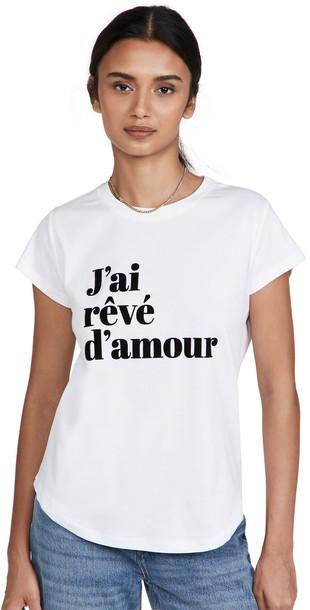 Zadig & Voltaire J'ai Reve D'Amour T-Shirt