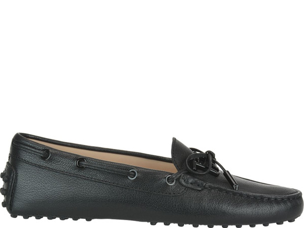 Tods Gommino Loafers in black