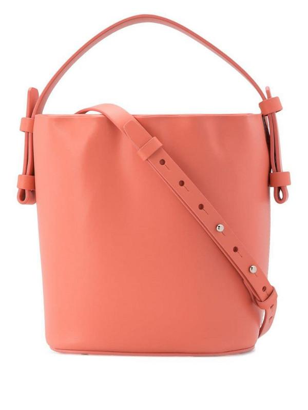 Nico Giani Adenia mini bucket bag in pink