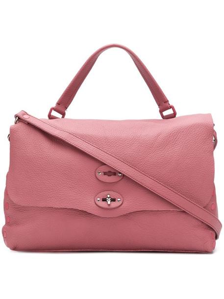 Zanellato Postina tote bag in pink