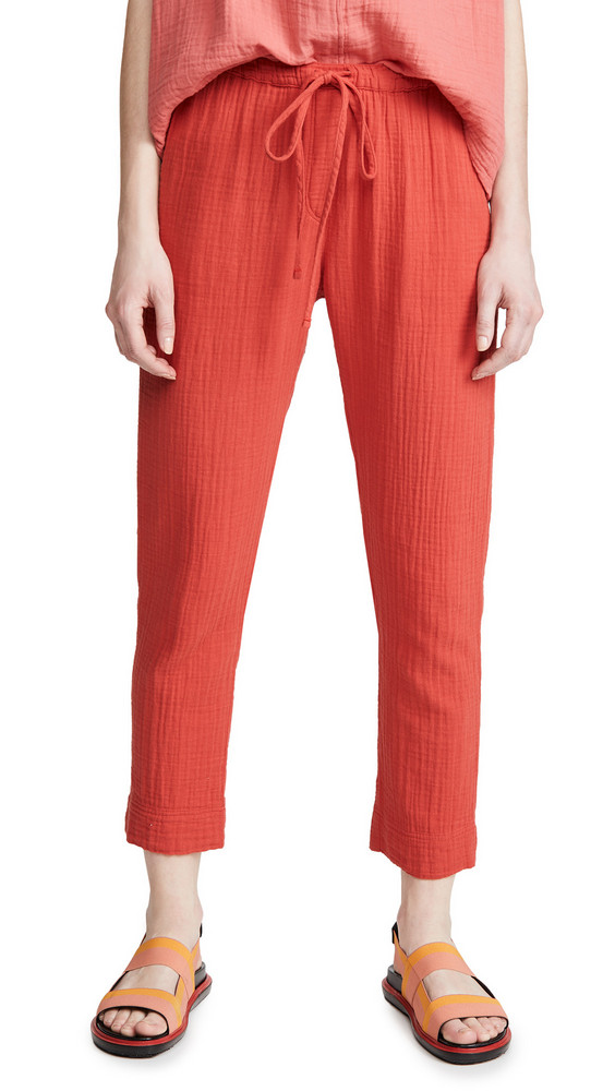 XIRENA Jordyn Pants in rose / red