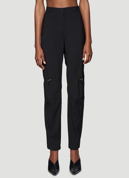 1017 ALYX 9SM Drawstring Pants in Black size IT - 38