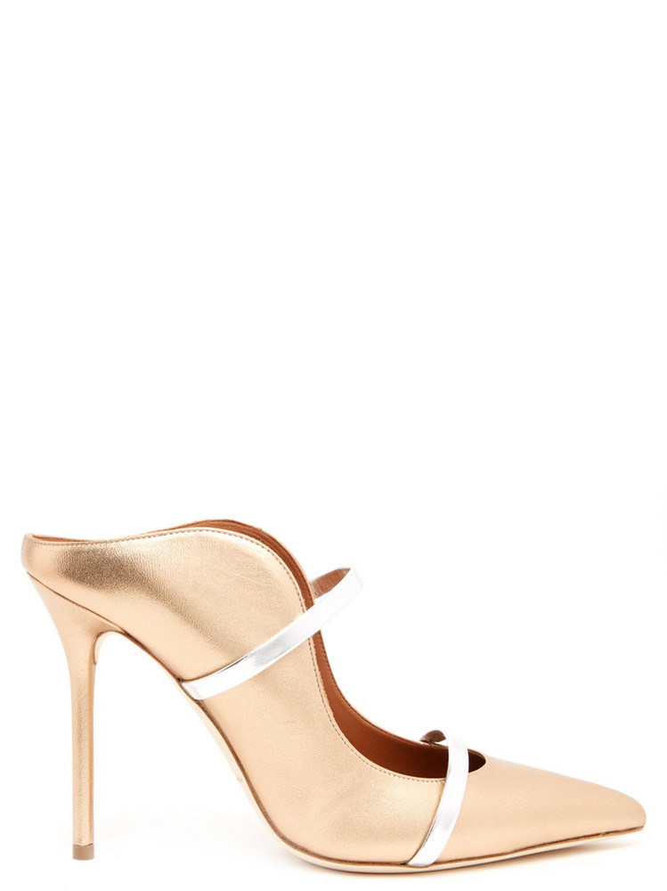 Malone Souliers 'maureen' Shoes in gold
