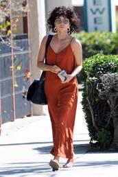 jumpsuit,sarah hyland,wide-leg pants,celebrity,streetstyle