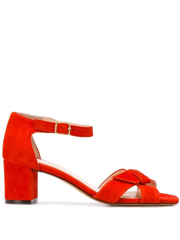 Tila March Clara sandal in orange