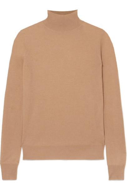 Joseph - Cashmere Turtleneck Sweater - Camel